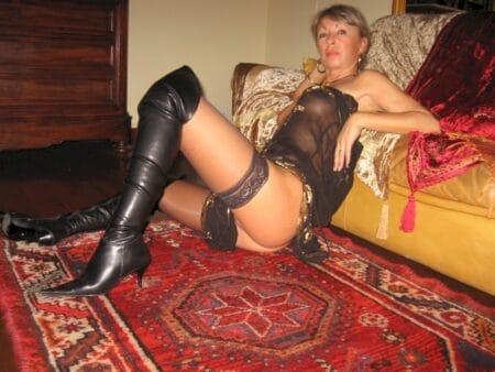 Femme cougar pour de la rencontre sérieuse