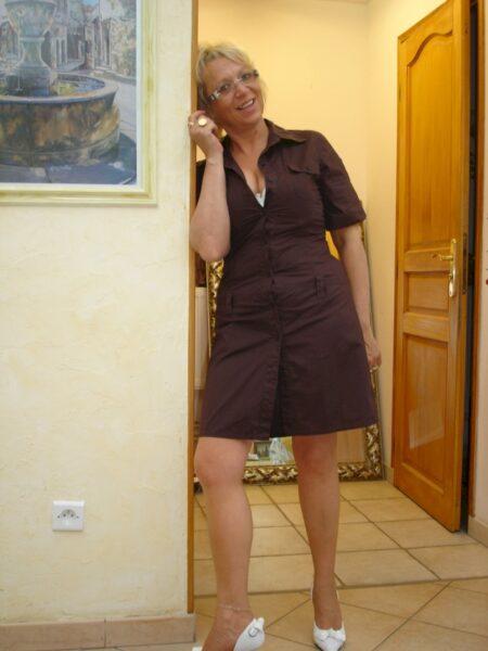 Femme mature coquine docile pour mec séduisant